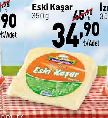 Tahsildaroğlu Eski Kaşar 350 g image