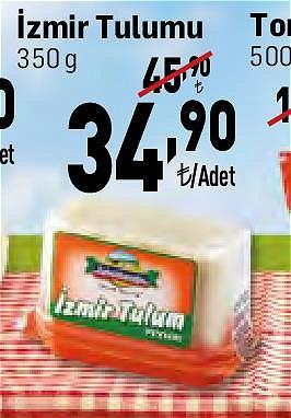 Tahsildaroğlu İzmir Tulumu 350 g image