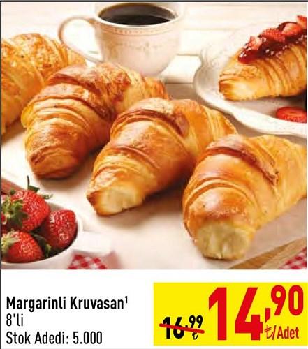 Margarinli Kruvasan 8'li image