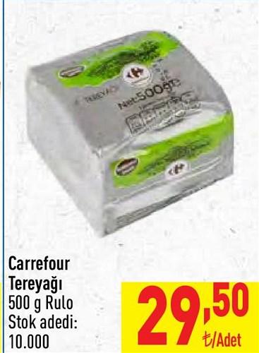 Carrefour Tereyağı 500 g Rulo image