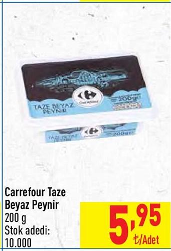 Carrefour Taze Beyaz Peynir 200 g image