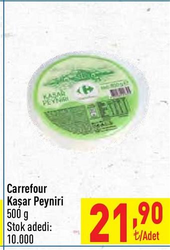 Carrefour Kaşar Peyniri 500 g image