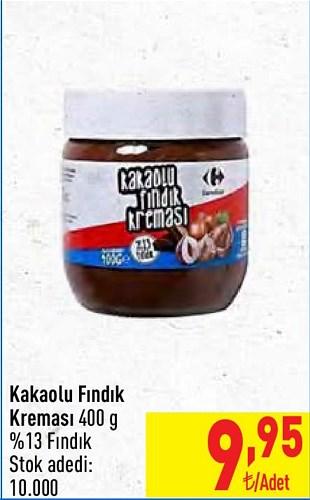 Kakaolu Fındık Kreması 400 g image