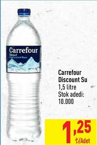 Carrefour Discount Su 1,5 l image