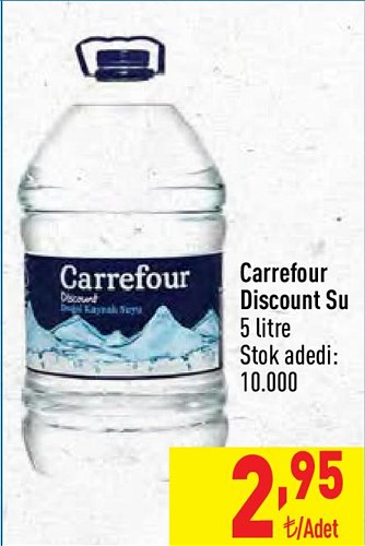 Carrefour Discount Su 5 l image