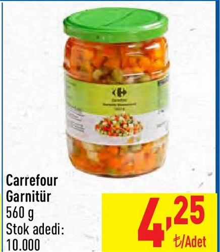 Carrefour Garnitür 560 g image