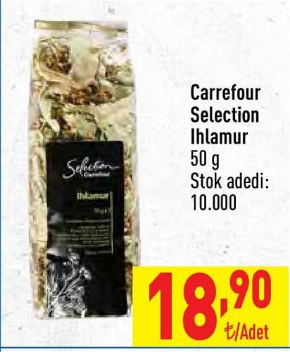 Carrefour Selection Ihlamur 50 g image