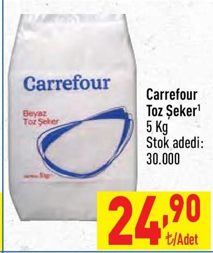 Carrefour Toz Şeker 5 kg image