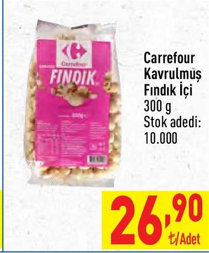Carrefour Kavrulmuş Fındık İçi 300 g image