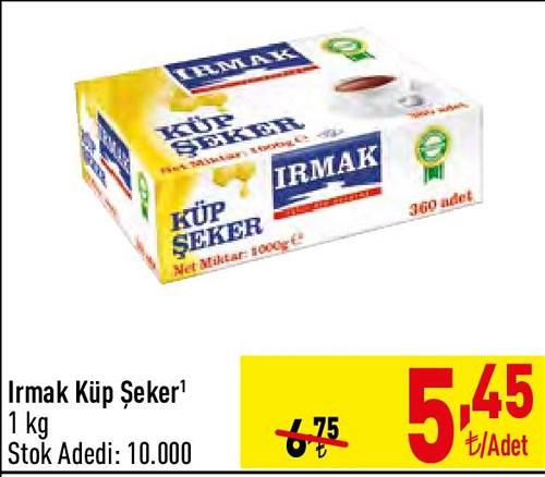 Irmak Küp Şeker 1 kg image