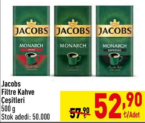 Jacobs Filtre Kahve Çeşitleri 500 g image