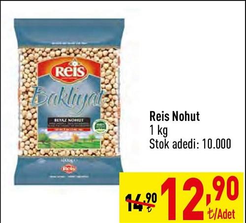 Reis Nohut 1 kg image
