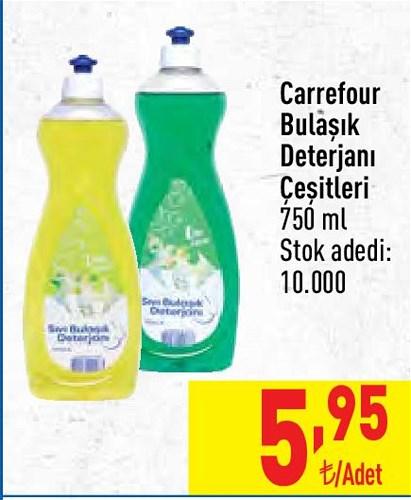 Carrefour Bulaşık Deterjanı Çeşitleri 750 ml image