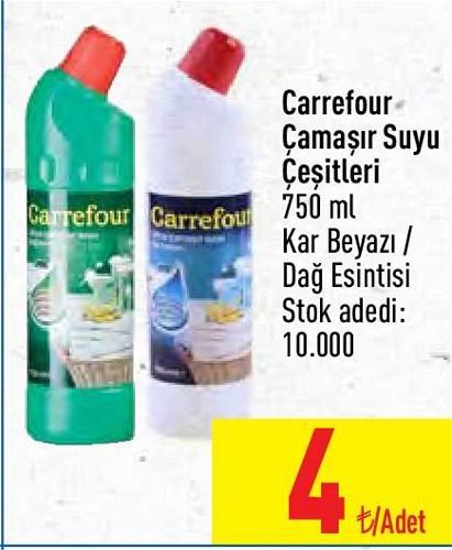 Carrefour Çamaşır Suyu Çeşitleri 750 ml image