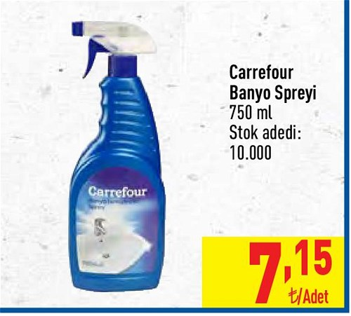 Carrefour Banyo Spreyi 750 ml image