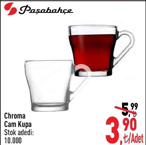 Paşabahçe Chroma Cam Kupa image