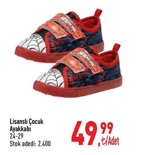 Lisanslı Çocuk Ayakkabısı image