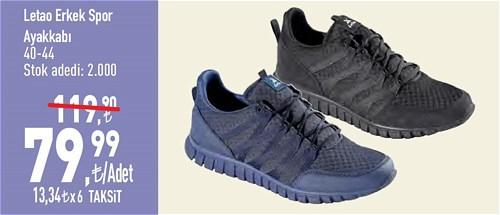 Letao Erkek Spor Ayakkabı image