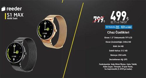 Reeder S1 Max Akıllı Saat image