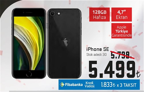 iPhone SE 128 GB image