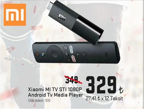 Xiaomi Mi Tv STI 1080P Android Tv Media Player image