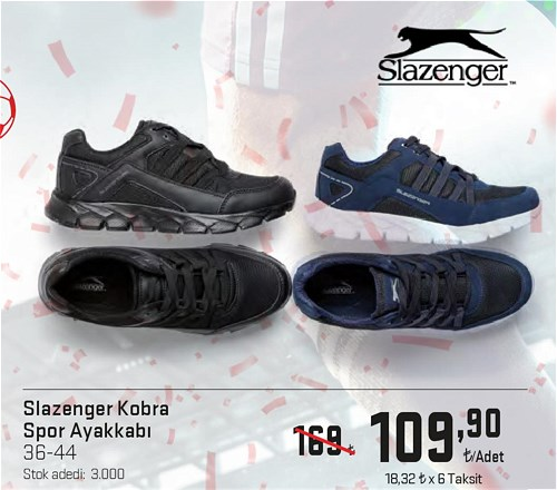 Slazenger Kobra Spor Ayakkabı image