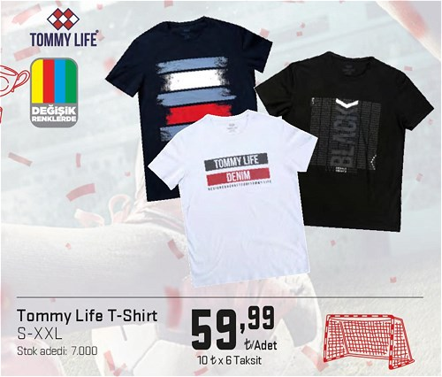 Tommy Life T-Shirt image