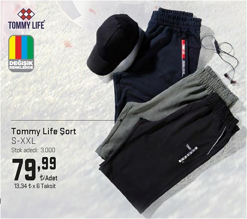 Tommy Life Şort image