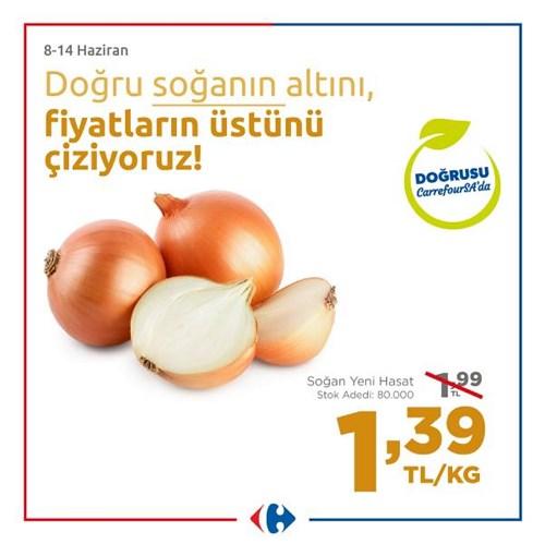 Soğan Yeni Hasat kg image