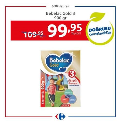 Bebelac Gold 3 900 gr image