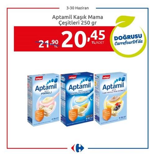 Aptamil Kaşık Mama Çeşitleri 250 gr image