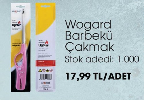 Wogard Barbekü Çakmak image
