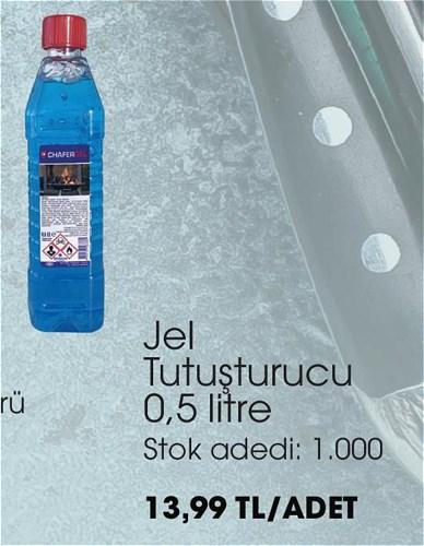 Jel Tutuşturucu 0,5 l image