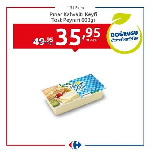 Pınar Kahvaltı Keyfi Tost Peyniri 600 gr image