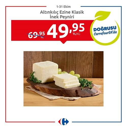Altınkılıç Ezine Klasik İnek Peyniri kg image