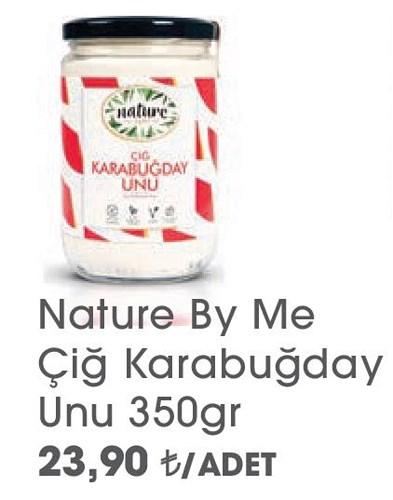 Nature By Me Çiğ Karabuğday Unu 350gr image