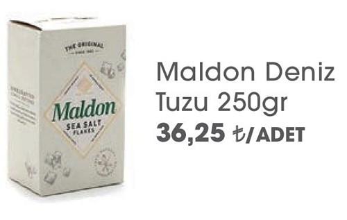 Maldon Deniz Tuzu 250gr image