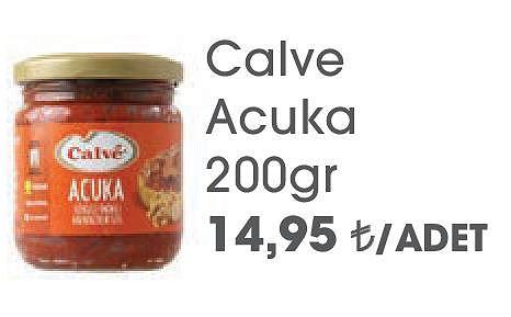 Calve Acuka 200gr image
