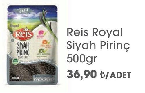 Reis Royal Siyah Pirinç 500gr image