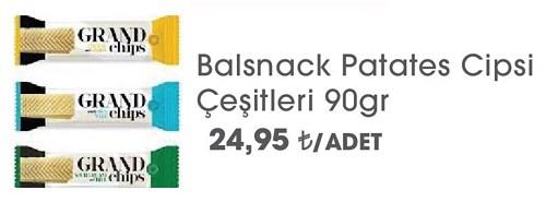 Balsnack Patates Cipsi Çeşitleri 90gr image