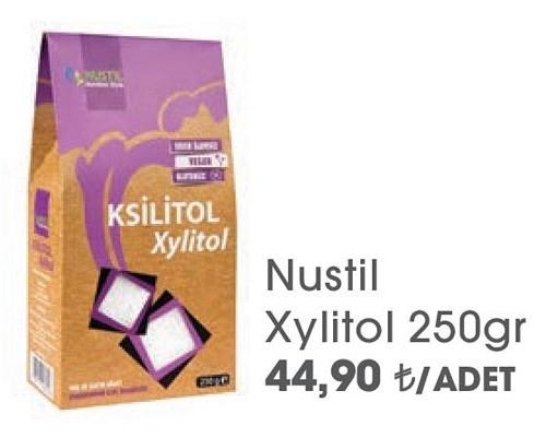 Nustil Xylitol 250gr image