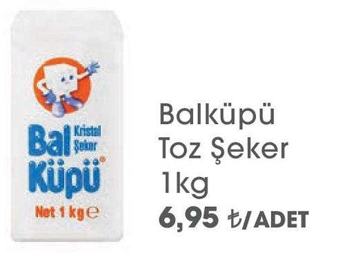 Balküpü Toz Şeker 1 kg image