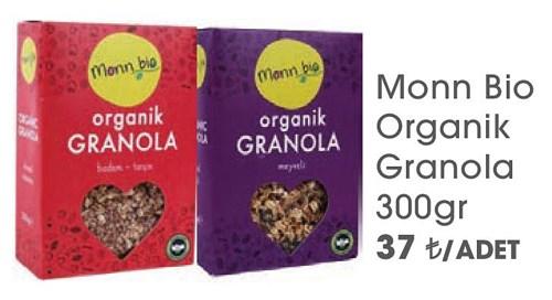 Moon Bio Organik Granola 300gr image