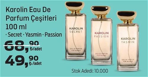 Karolin Eau De Parfum Çeşitleri 100 ml image