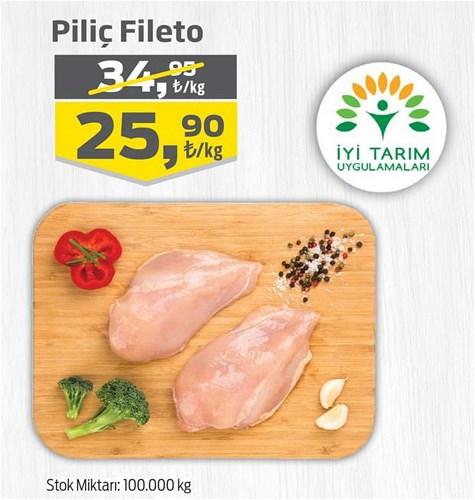 Piliç Fileto Kg image
