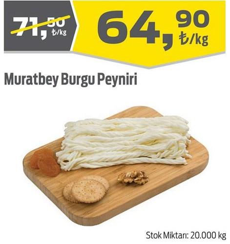Muratbey Burgu Peyniri Kg image