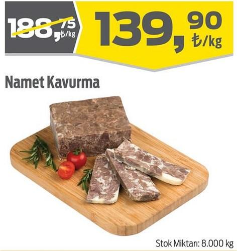 Namet Kavurma Kg image