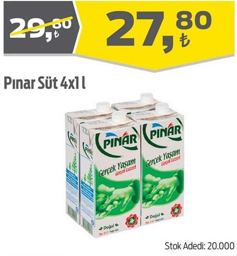 Pınar Süt 4x1 l image