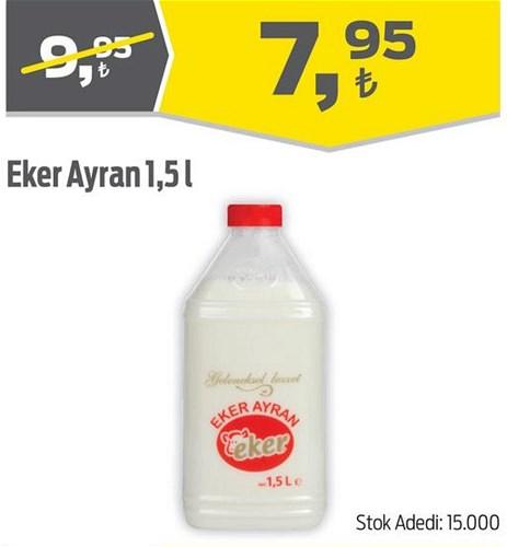 Eker Ayran 1,5 l image