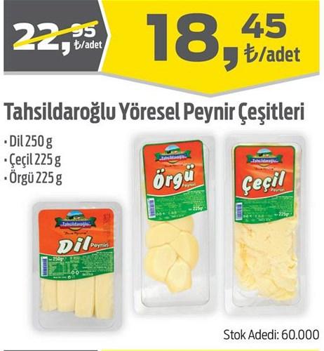 Tahsildaroğlu Yöresel Peynir Çeşitleri image